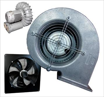 industrijski ventilatori
